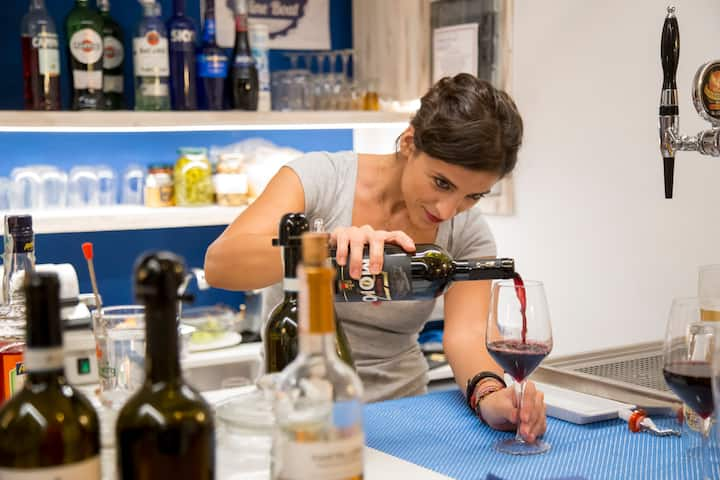 OUR SOMMELIER CLEMENTINA