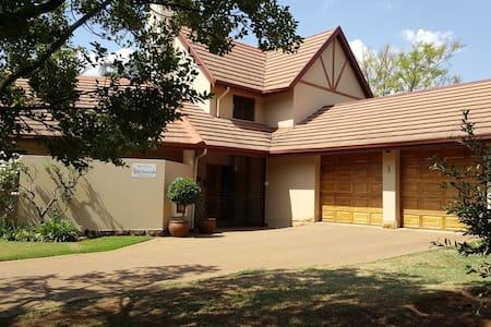 Safe Haven in Silverlakes Golfestate Pretoria