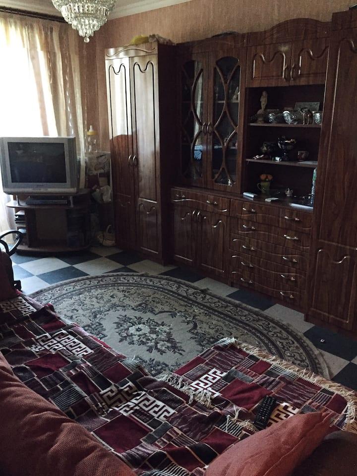 Квартира в Москве в прекрасном месте