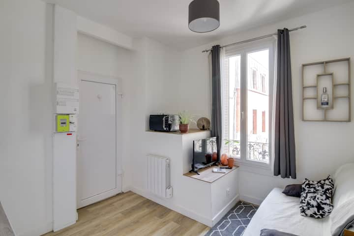 ☀☀ 2 Bed Cosy Apartement for 4 people Paris☀☀