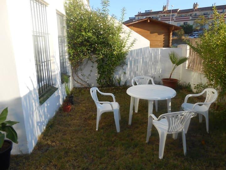 Chalet adosado Sanlúcar - Vistas Coto Doñana