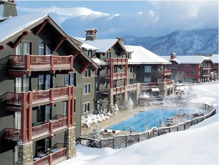 3br Ski-in/out - Ritz Carlton Aspen