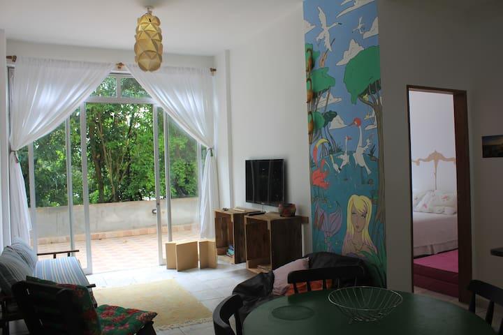 Apartamento Sereia da Ilha