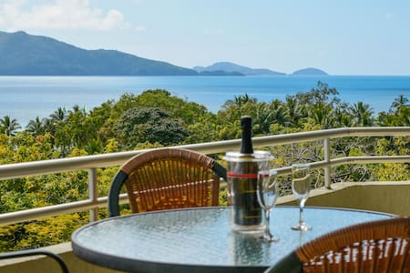 Poinciana 107, great views, plus buggy included. - Whitsundays