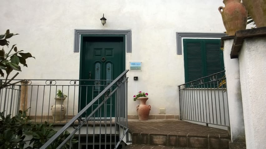 "Sul Golfo B&B - Chamber ""Sperlonga"" - Formia - Bed & Breakfast"