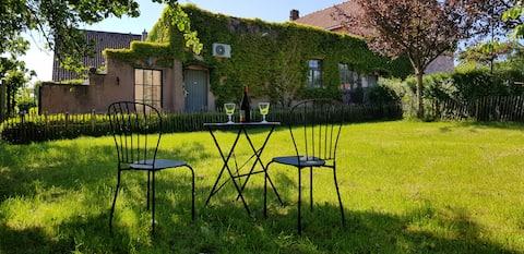 Charmante kamer in de Vlaamse Ardennen (Muziekbos)