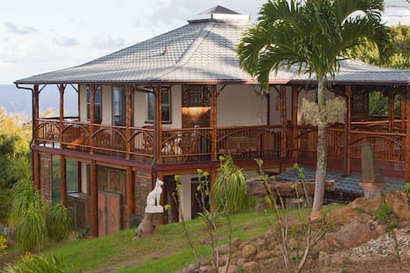 Luxurious Bamboo Eco House check Discount - Maui County - House