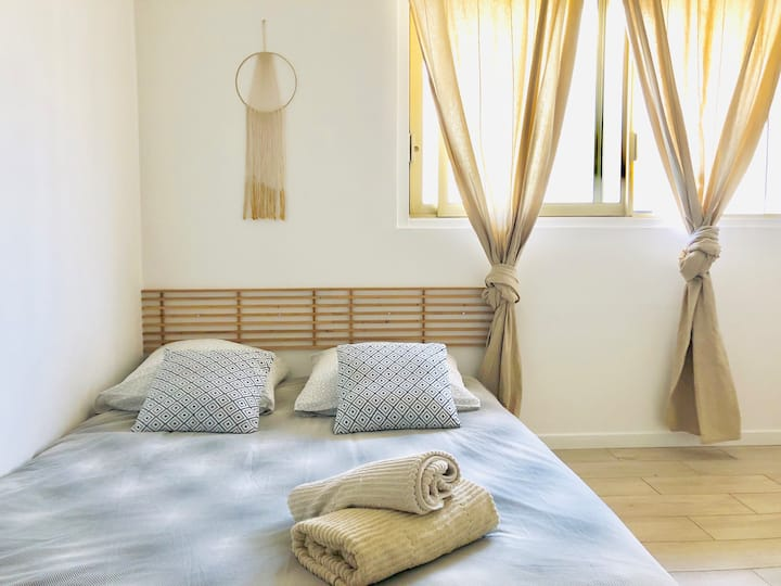 Nice and cozy brand new studio in Saint-Tropez