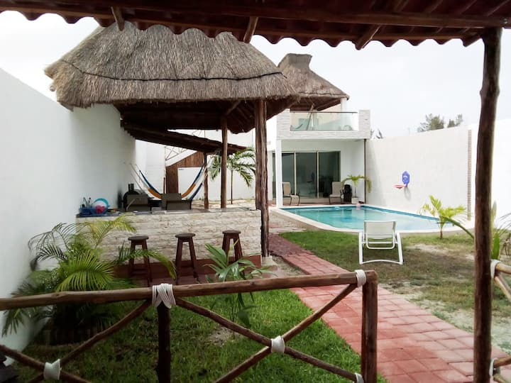 Chicxulub Retreat Chalet