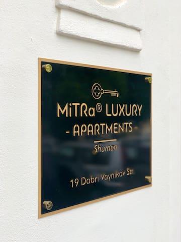 MiTRa Apartment with Balcony