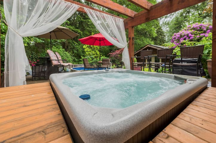 Deep Cove Private Suite & Hot Tub - North Vancouver - Other