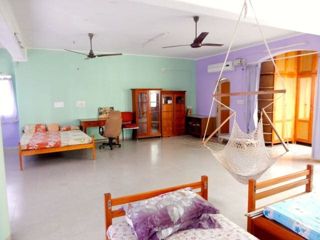 Spacious accommodation near the sea - Puducherry - Apartmen