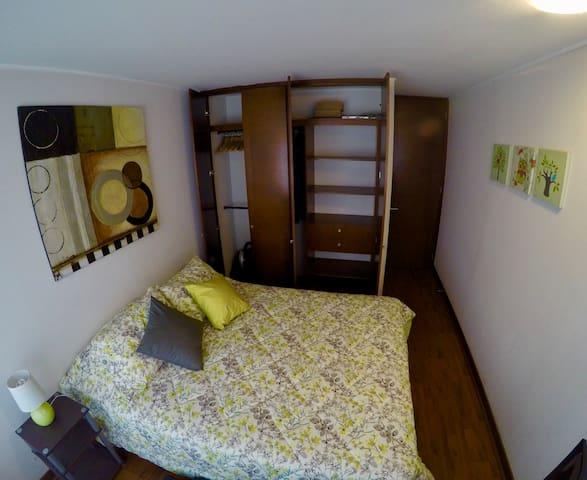 Habitación y baño privado en mejor zona Las Condes