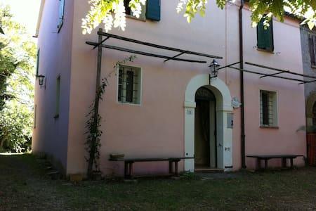 Antico mulino,gemmano(RN) - Tribio - Rumah