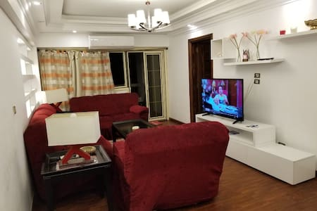 Modern cozy Apartment near airport/ Nasr city