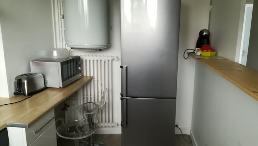 2 rooms in 1 apartment well decorated clean & calm