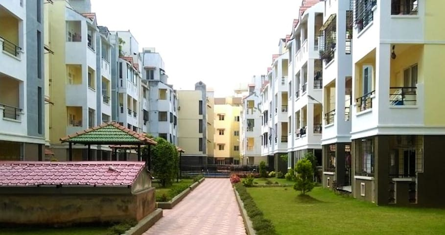 Your Ideal Home: Spacious 3 BHK in Whitefield