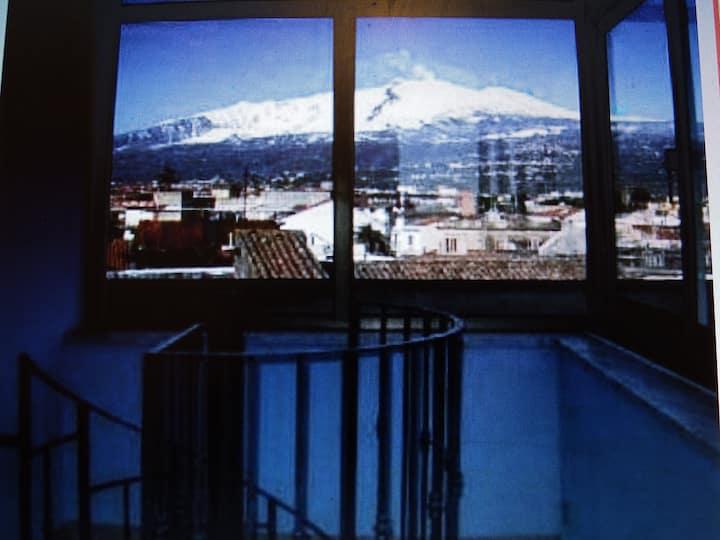 Appartamento panoramicissimo in residence