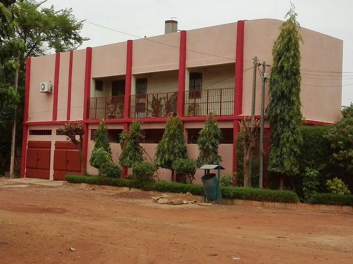 Chez soi à Ouagadougou E