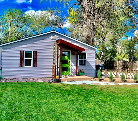 Stylish comfy home in cozy Filer 10 min from Twin!