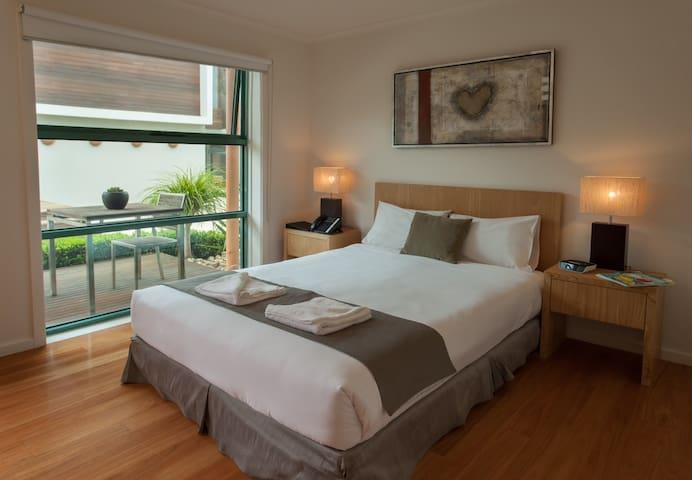 Studio Room at Luxury Anglesea Hotel