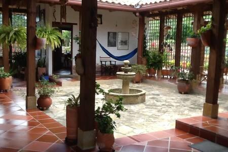 Cantapájaros - Villa de Leyva
