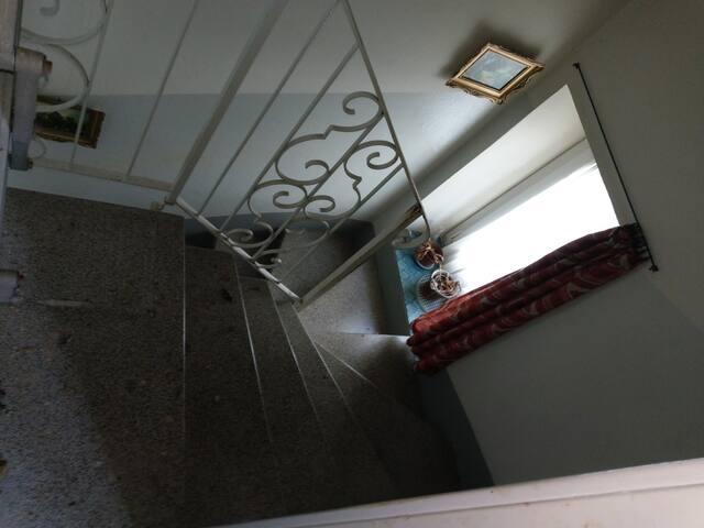 Casa con vista su Castelgrande