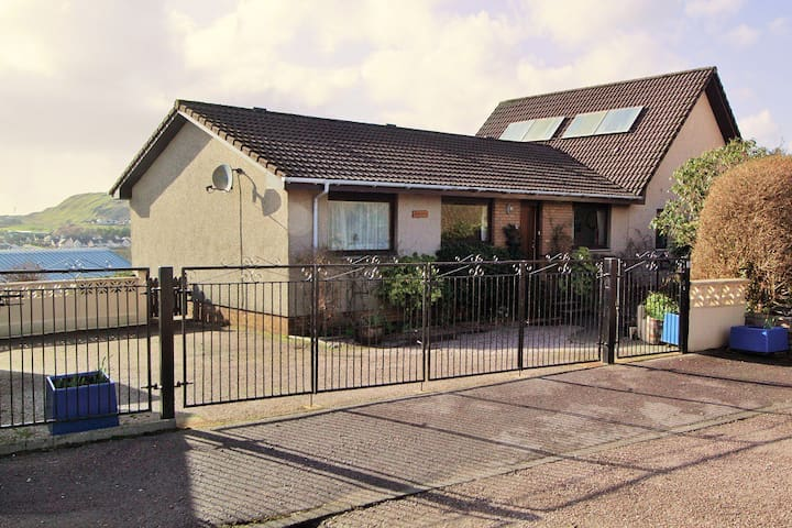 Attractive 3 Bedroom Oban House - Oban - Haus