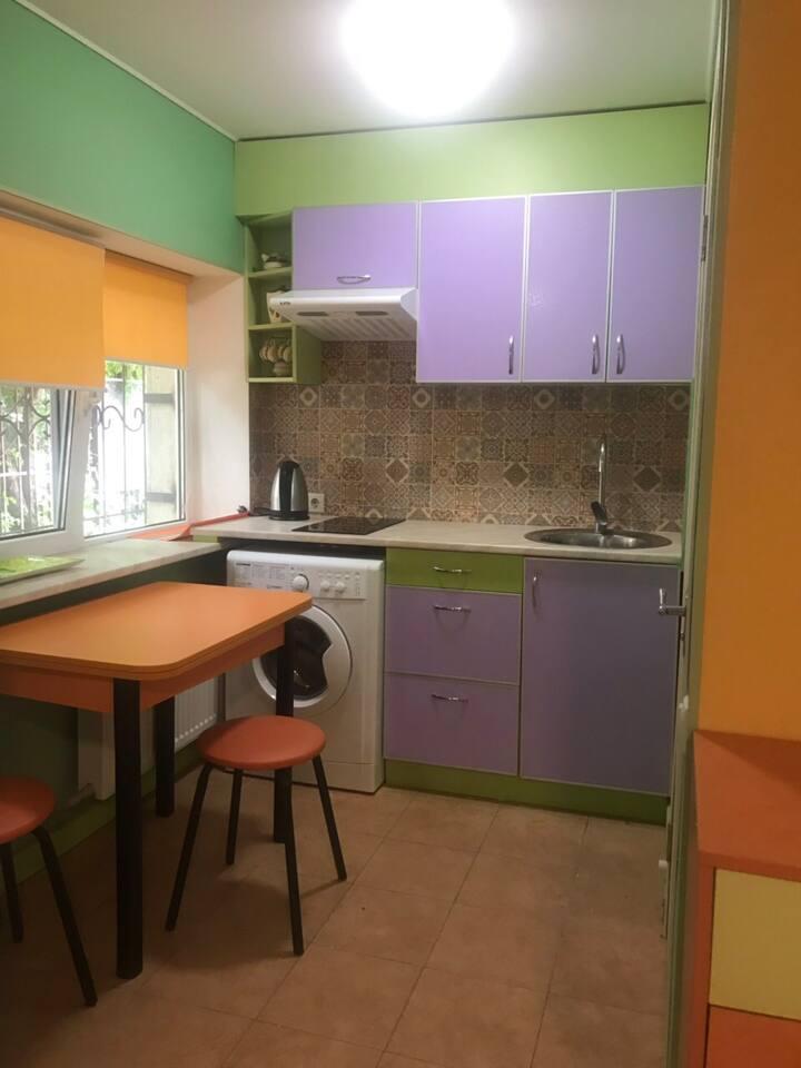 Mини-апартаменты в деловом центре Харькова