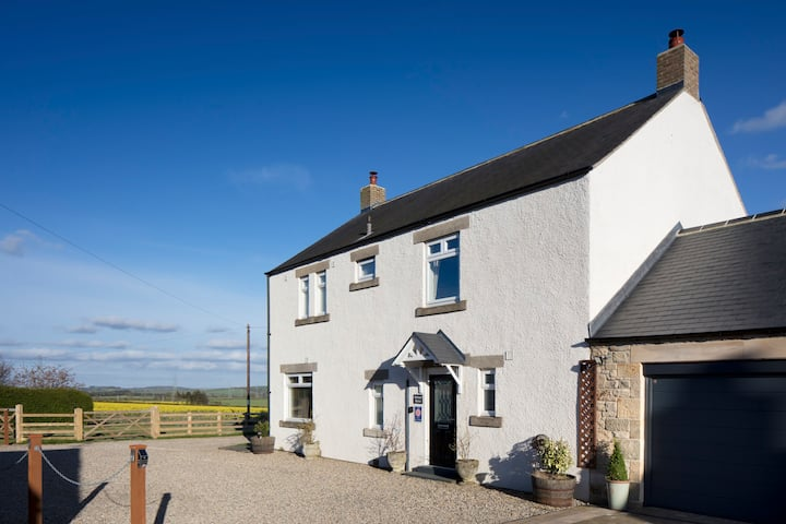 Lovely country house close to Matfen and Corbridge