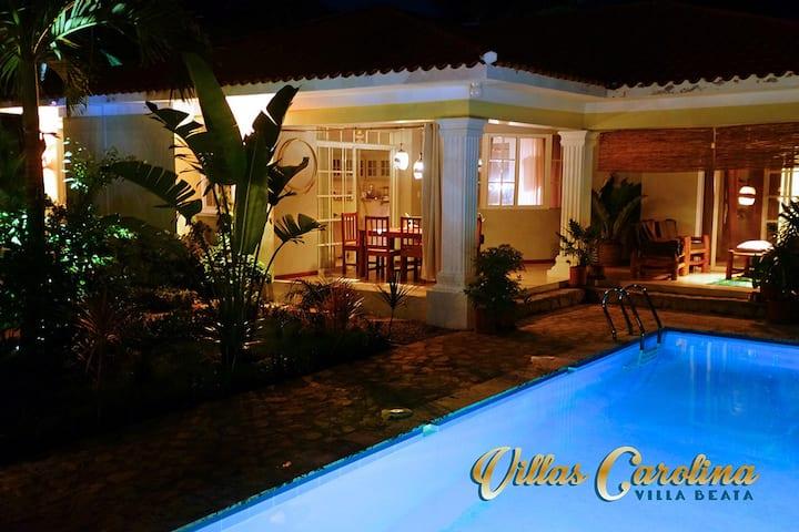 3 bedroom Villa Beata private pool, nice garden