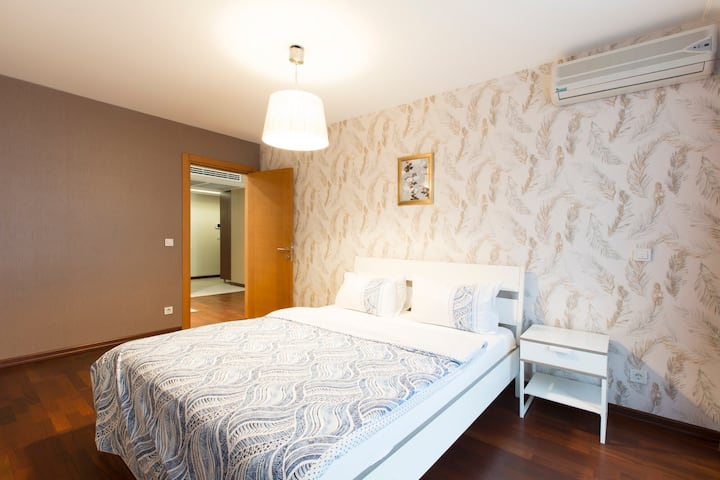 Taksim Elysiyum rezidence   (1+1 )apartmant 71