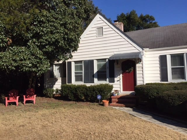 Charming House 5 minutes from Augusta National