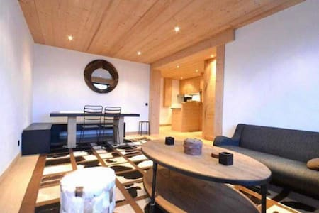 Superb 2 bedrooms luxury flat Megève - Megève - Apartament