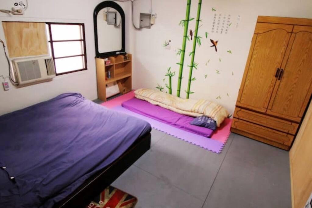 臥室B bedroom B
