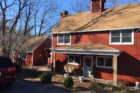 The Barn on Howard's Cove - Annapolis - Wohnung