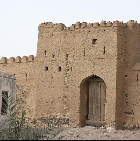 Majlis near Oman/UAE border