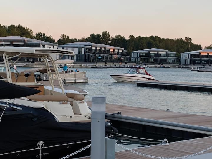 Friday Harbour. All Season Luxury Ontario Resort