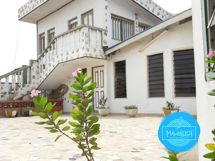 Charming and Peaceful Duplex - Villa Mawulelo