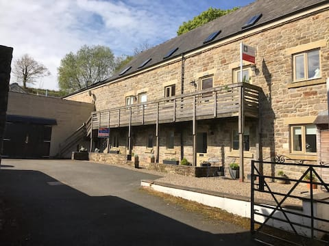 Gilsland is a quiet rural location to get away.