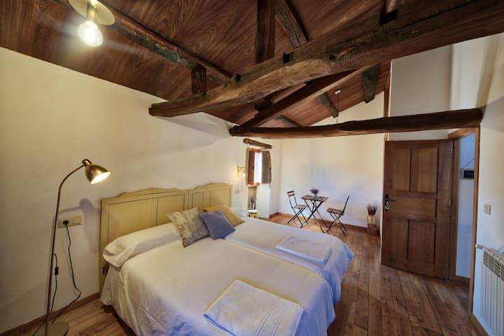 Casa Rural Piñeiro - Hab. Tricastela