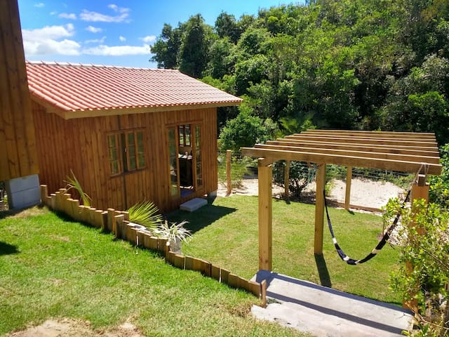 Cabanas Malai 2 - Guarda do Embaú