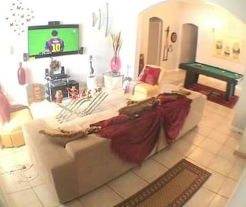 Cozy  room with 2 full beds - Miami