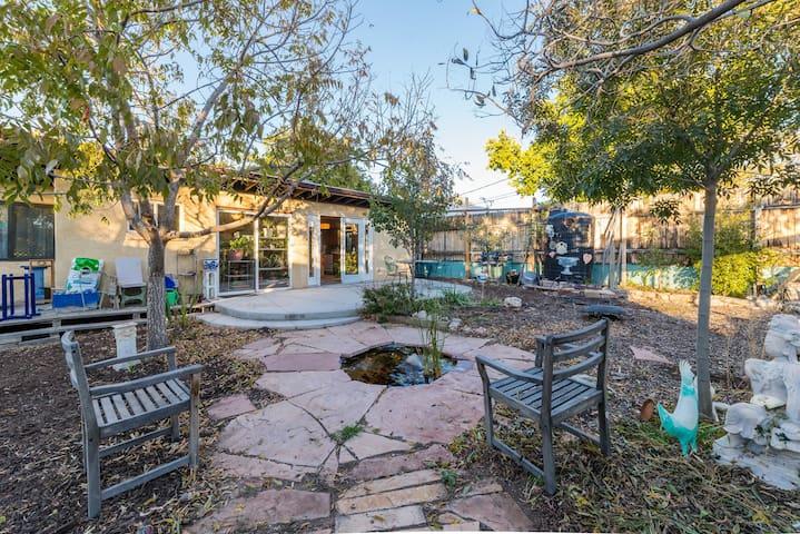 Gracious home along the Golf Course - Albuquerque - Casa
