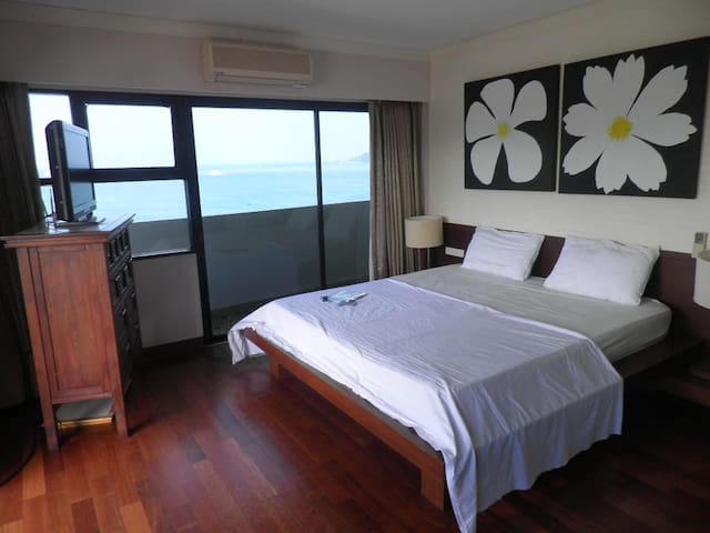 Patong Tower Sea View Corner apartm - Patong - Appartement