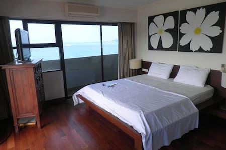 Patong Tower Sea View Corner apartm - Patong