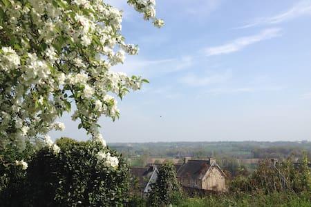 Prachtige gîte in hartje Bretagne - Uzel - Rumah