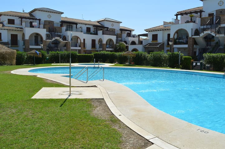 Al Andalus Residencial, Two Bed Apartment, Vera