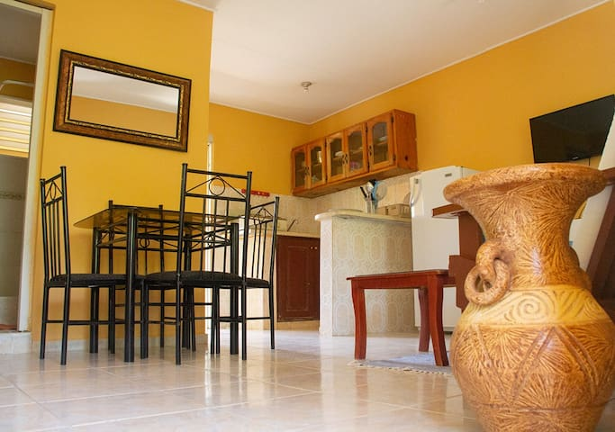 2-BR Apt in Cabarete. Enjoy a stay with locals!