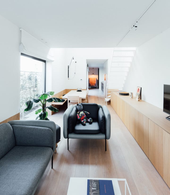 a Wanderful Home in the citycenter of Hasselt